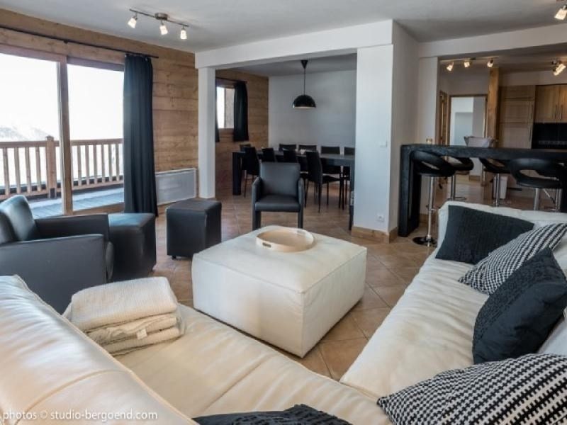Location vacances Bourg-Saint-Maurice -  Appartement - 12 personnes - Télévision - Photo N° 1