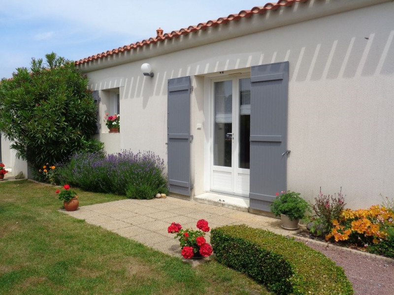 Maison vendeenne sur l ile de Noirmoutier