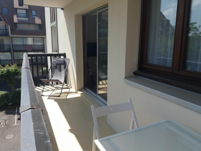 Holiday rentals Villers-sur-mer - Apartment - 4 persons - Television - Photo N° 1