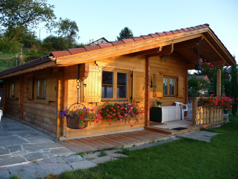location chalet individuel  gite - Esery