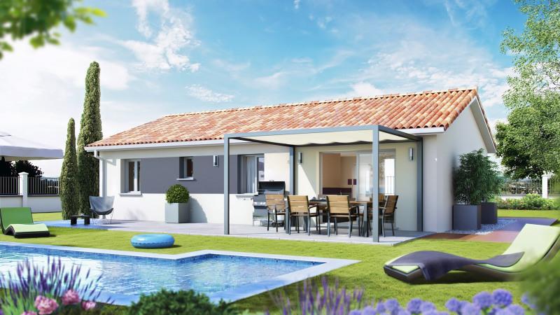 Maison  4 pièces + Terrain 430 m² Fleurie par Top Duo Villefranche