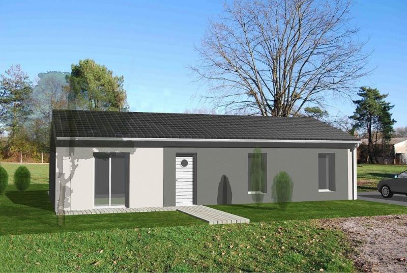 Maison  5 pièces + Terrain 770 m² Gastes par MAISONS QUADRI