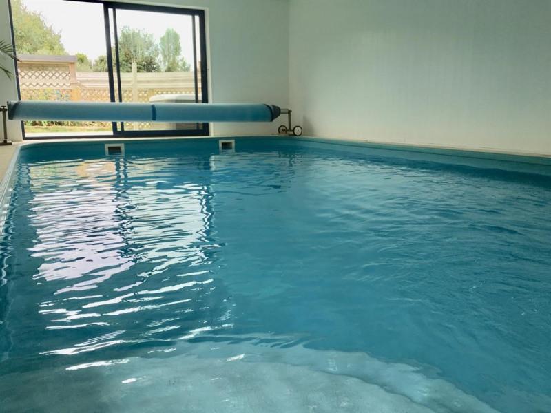 Espace piscine