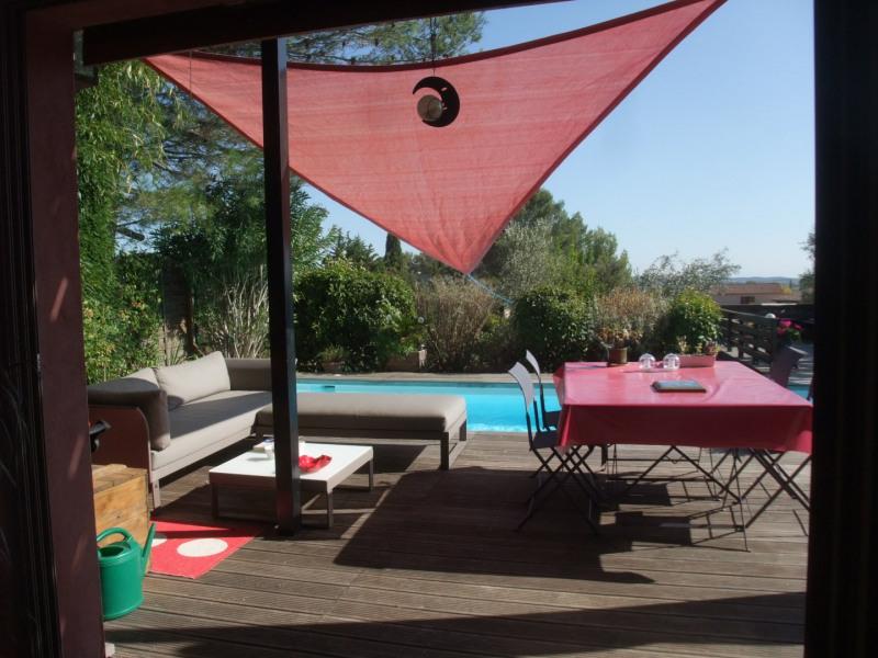 Location vacances Saint-Côme-et-Maruéjols -  Maison - 7 personnes - Barbecue - Photo N° 1