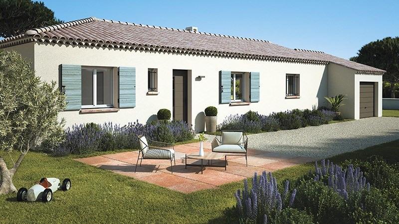 Maison  5 pièces + Terrain 920 m² Saint-Paul-Trois-Châteaux par LES MAISONS DE MANON