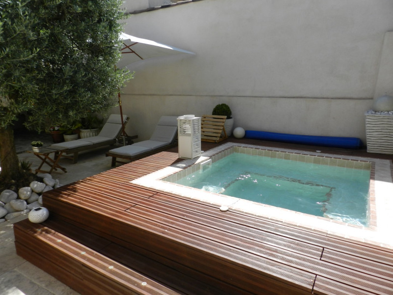 Location vacances Maubec -  Appartement - 4 personnes - Barbecue - Photo N° 1