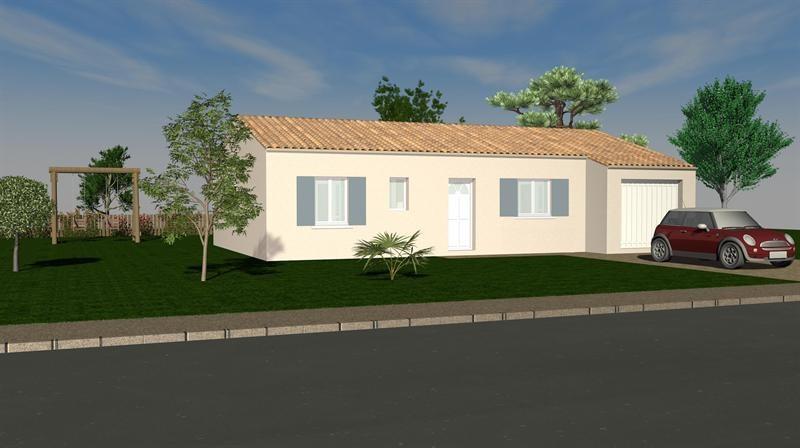Maison  5 pièces + Terrain 482 m² Saint Agnant (17620) par MAISONS ARLOGIS ROCHEFORT