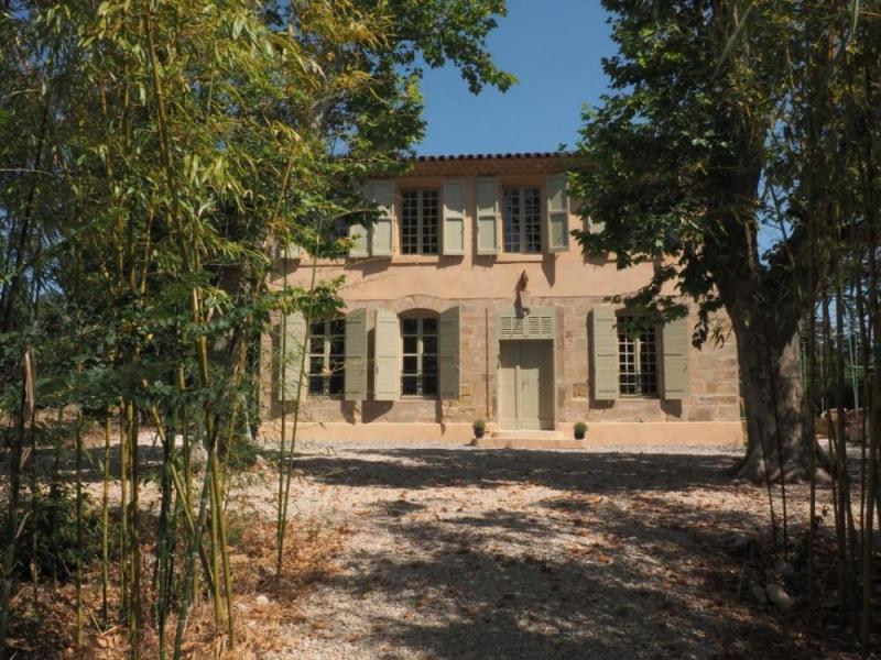 Location vacances Aix-en-Provence -  Gite - 9 personnes - Barbecue - Photo N° 1