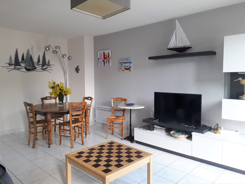 Alquileres de vacaciones Perros-Guirec - Apartamento - 4 personas - Televisión - Foto N° 1
