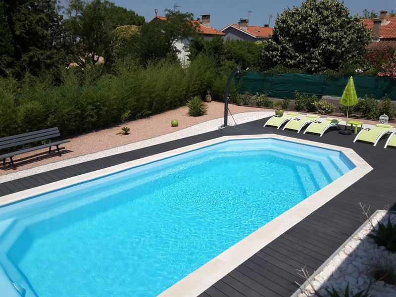 Location vacances Agde -  Appartement - 2 personnes - Barbecue - Photo N° 1