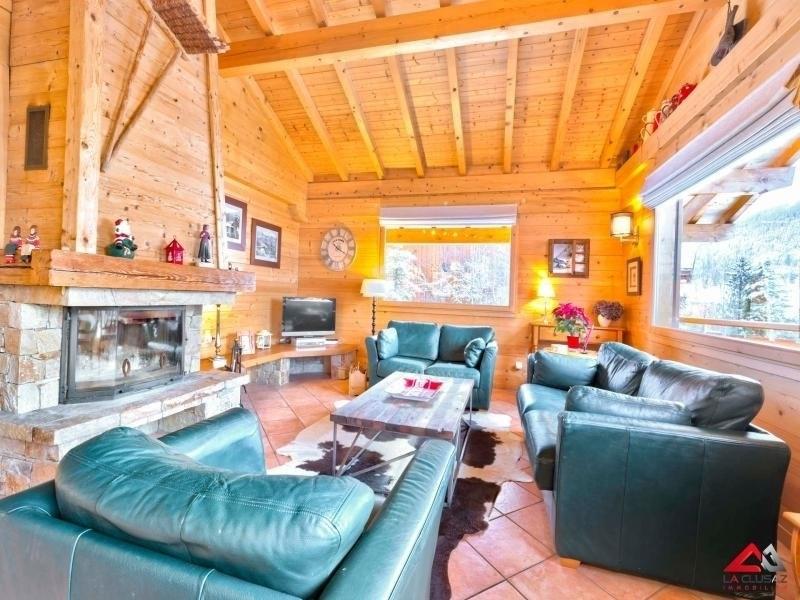 Location vacances La Clusaz -  Maison - 12 personnes - Télévision - Photo N° 1