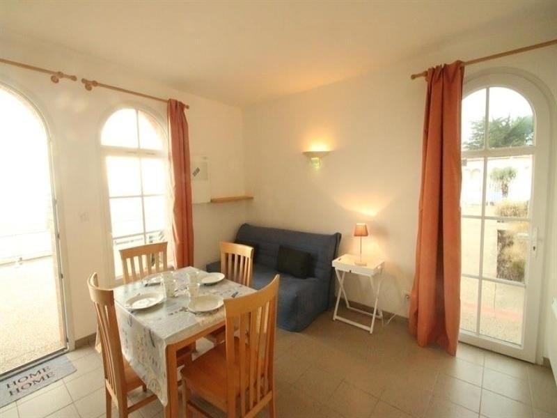 Location vacances La Tranche-sur-Mer -  Appartement - 4 personnes - Jardin - Photo N° 1