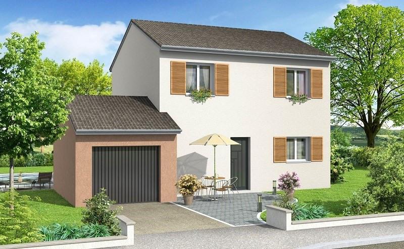 Maison  4 pièces + Terrain 1800 m² La Tour du Pin par COMPAGNIE DE CONSTRUCTION