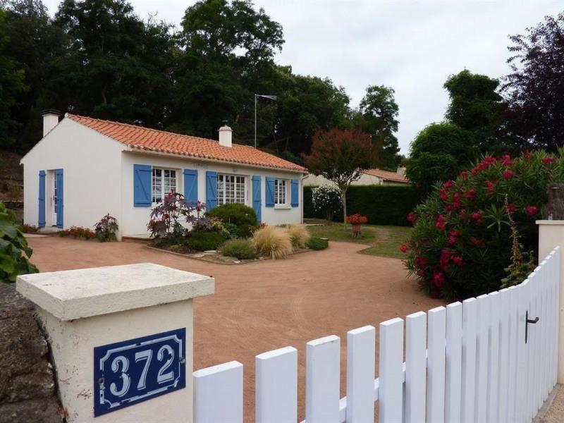 Location vacances Longeville-sur-Mer -  Maison - 5 personnes - Barbecue - Photo N° 1