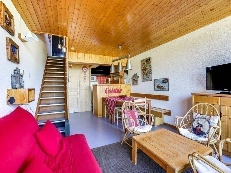 Location vacances Bourg-Saint-Maurice -  Appartement - 7 personnes - Télévision - Photo N° 1