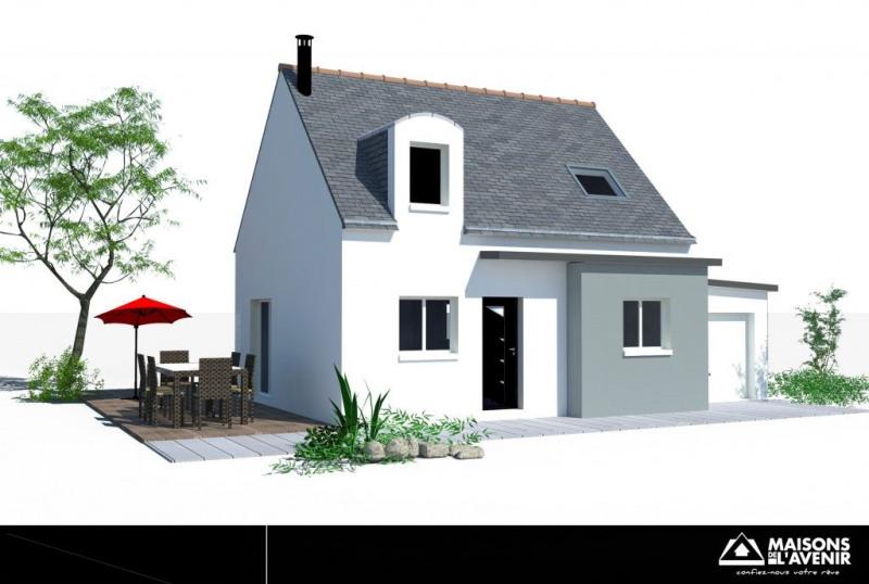 Maison  5 pièces + Terrain Calorguen par MAISONS DE L'AVENIR
