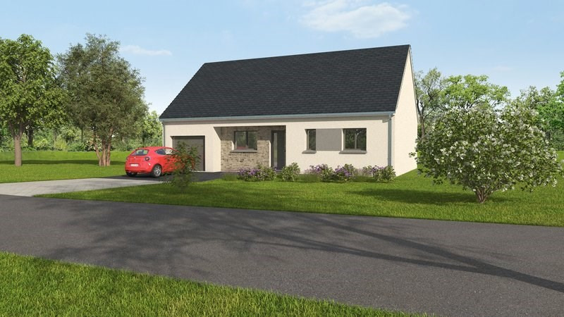 Maison  4 pièces + Terrain 357 m² Allonnes par IDEAL LOGIS