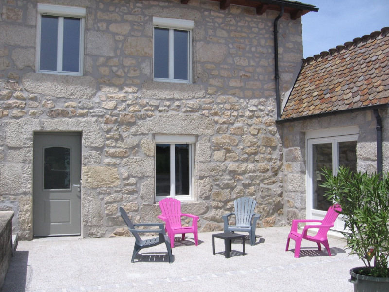 Location vacances Aumont-Aubrac -  Gite - 5 personnes - Barbecue - Photo N° 1