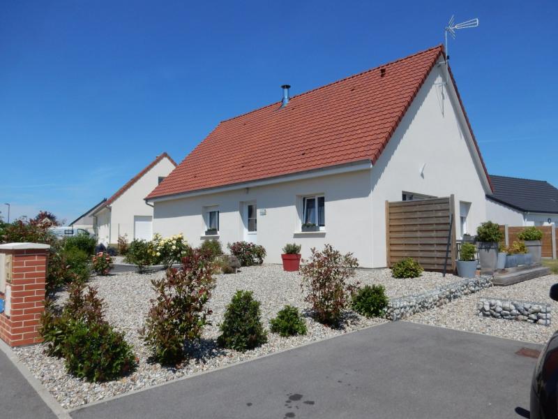 maison neuve (2017) de plain pied avec 3 chambres, normes PMR. 3 places de parking privées, wifi jusqu'à 6 personnes