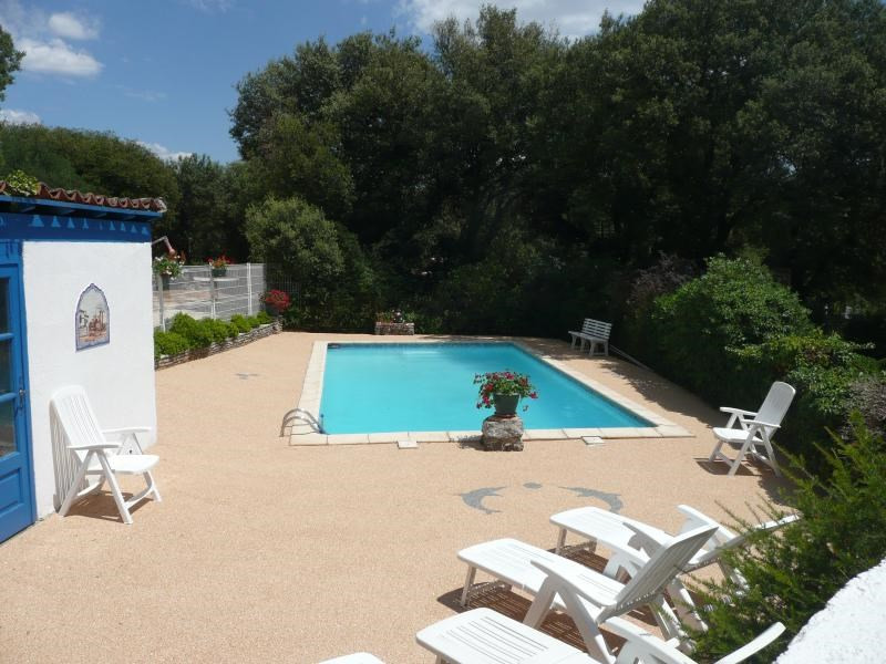 Location vacances Anduze -  Maison - 5 personnes - Barbecue - Photo N° 1