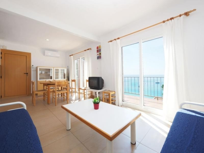 Location vacances Rosas -  Appartement - 7 personnes - Télévision - Photo N° 1