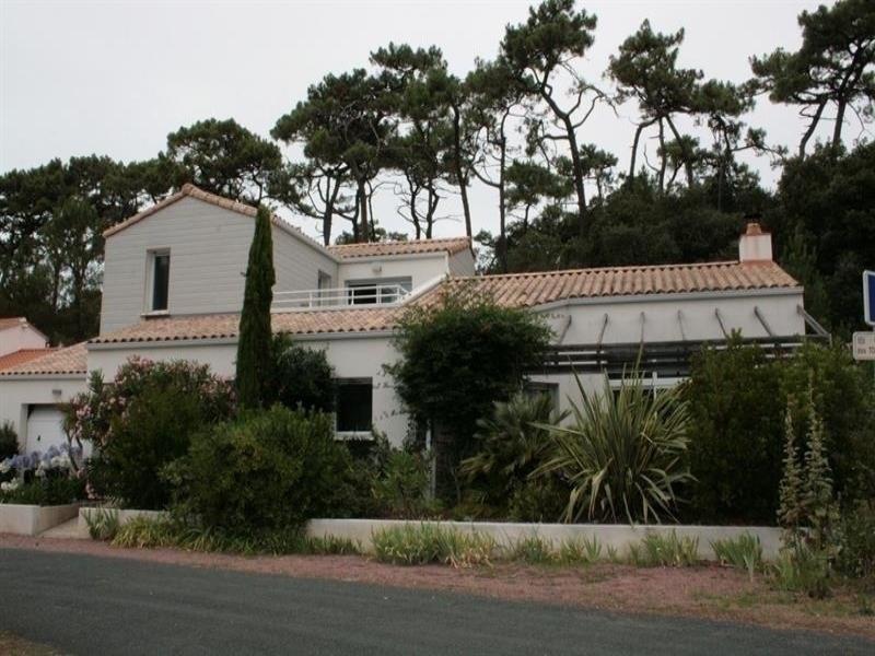 Location vacances La Tranche-sur-Mer -  Maison - 6 personnes - Jardin - Photo N° 1