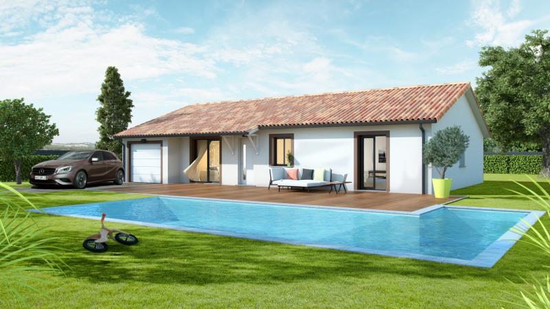 Maison  5 pièces + Terrain 1200 m² Saint Chef par Top Duo Décines