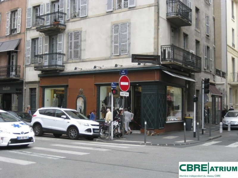 Location local commercial clermont ferrand for Votre agence ballainvilliers