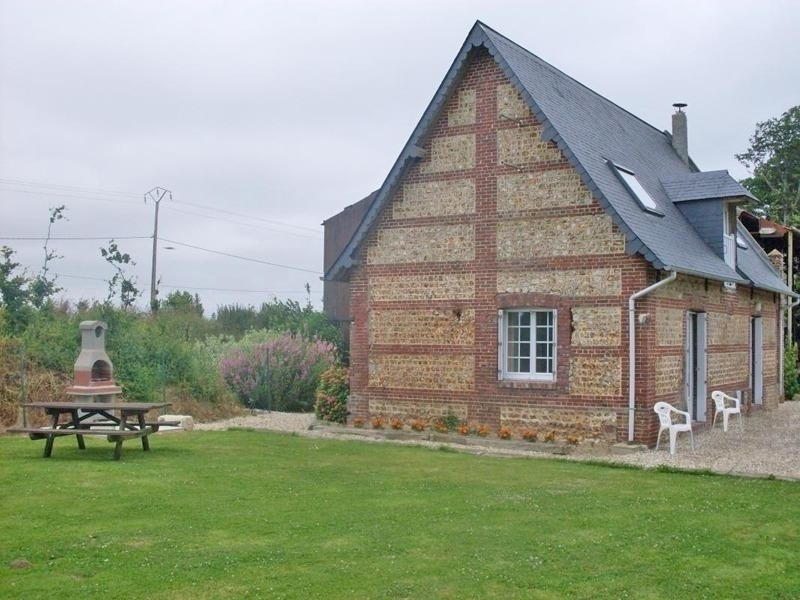 Location vacances Bec-de-Mortagne -  Maison - 6 personnes - Barbecue - Photo N° 1