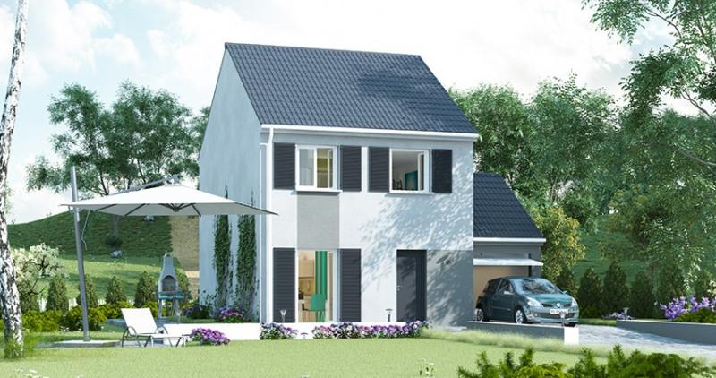 Maison  4 pièces + Terrain 350 m² Longjumeau par MAISONS PIERRE