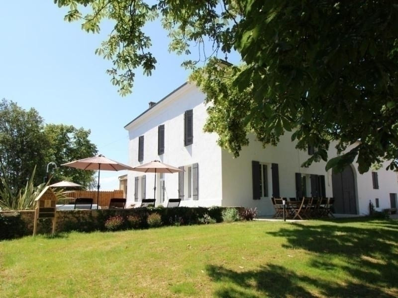 Location vacances Morizès -  Maison - 10 personnes - Barbecue - Photo N° 1