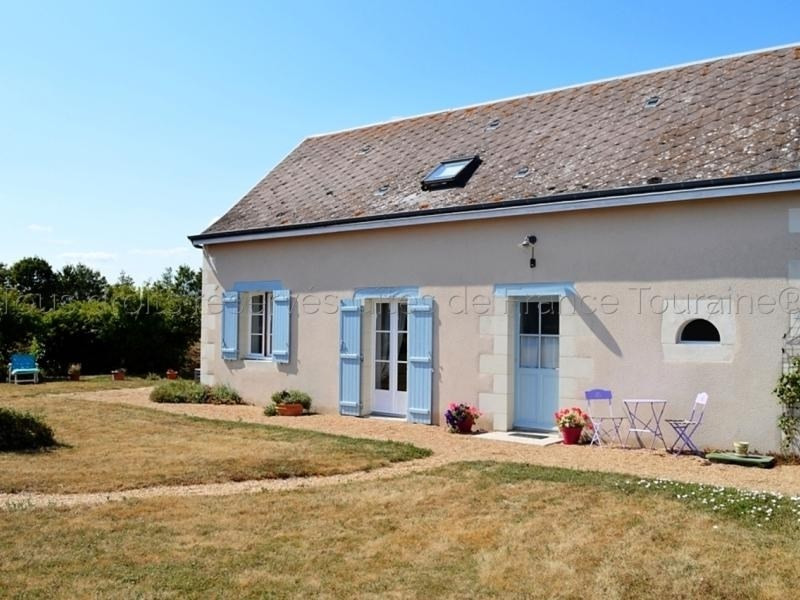 Location vacances Channay-sur-Lathan -  Maison - 6 personnes - Barbecue - Photo N° 1