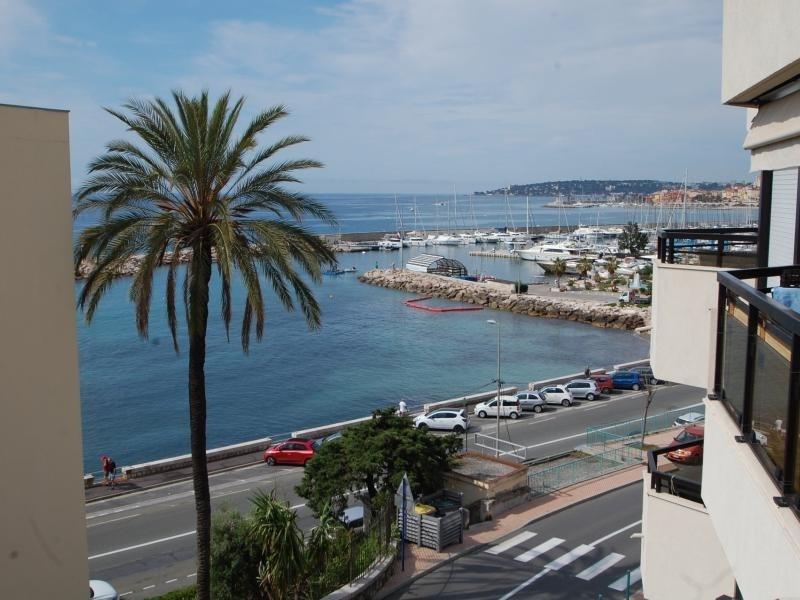 Joli 2P avec grande terrasse aperçu mer, parking et piscine