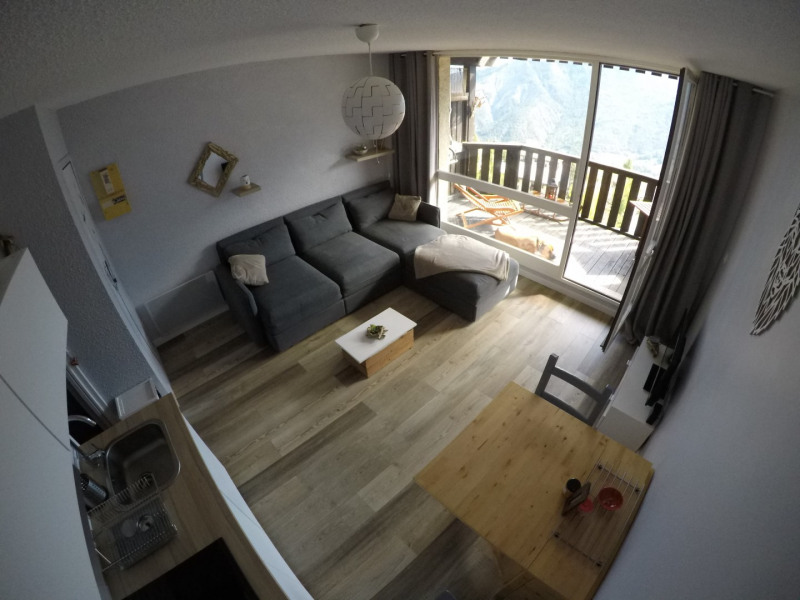 Location vacances Uvernet-Fours -  Appartement - 4 personnes - Ascenseur - Photo N° 1