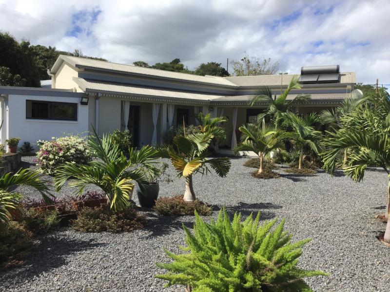 belle villa de plein pied à l'Entre-Deux( réunion)pour location saisonnière