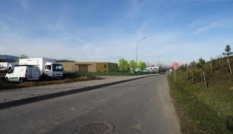Vente Local d'activités / Entrepôt Rumilly