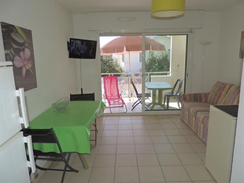 Holiday rentals Châtelaillon-Plage - Apartment - 5 persons - Garden furniture - Photo N° 1