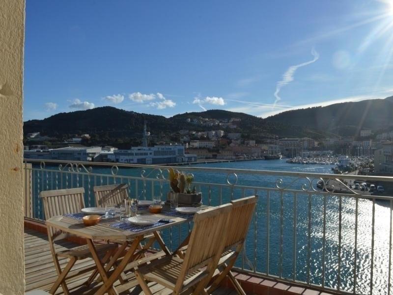 Location vacances Port-Vendres -  Appartement - 2 personnes - Terrasse - Photo N° 1