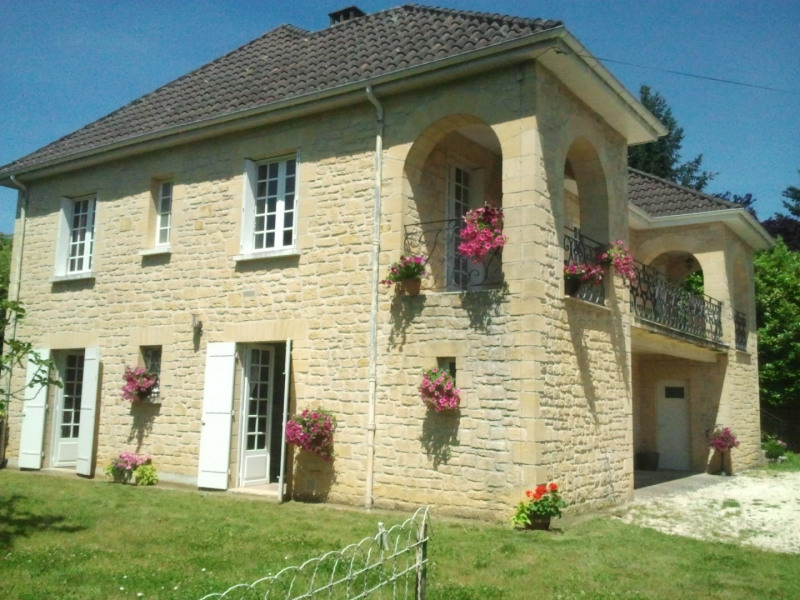 Holiday rentals Sarlat-la-Canéda - House - 6 persons - BBQ - Photo N° 1