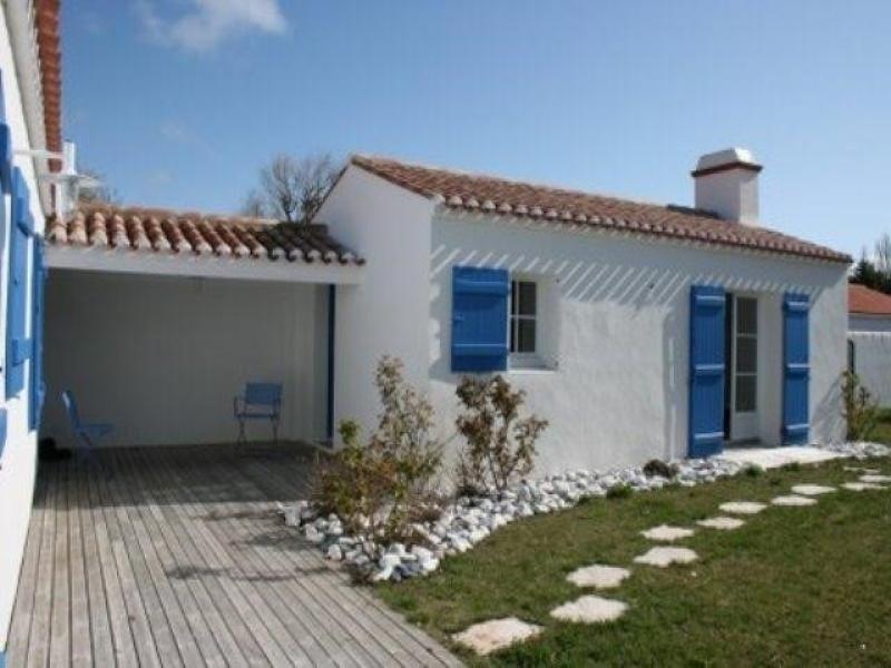 Location vacances Noirmoutier-en-l'Île -  Maison - 4 personnes - Jardin - Photo N° 1