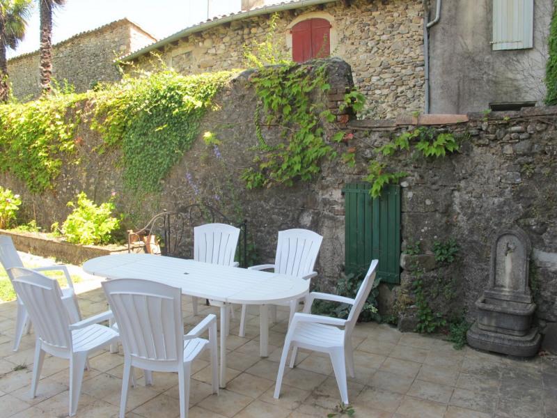 """la maison de """"Marthou :"""" en Cevennes à Saint Jean du Gard maison de village calme pour 7 personne..."""