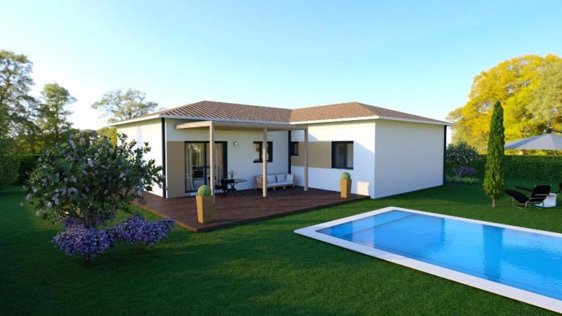 Maison  8 pièces + Terrain 600 m² Villegouge par MAISON CLEO