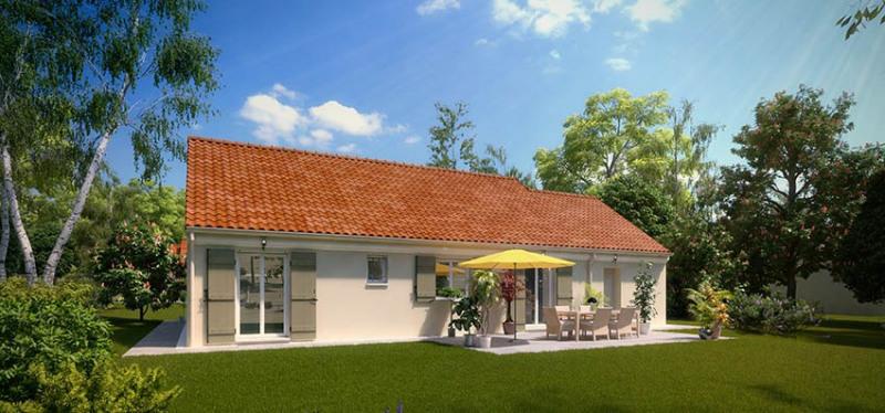 Maison  4 pièces + Terrain 560 m² Trilbardou par MAISONS PIERRE