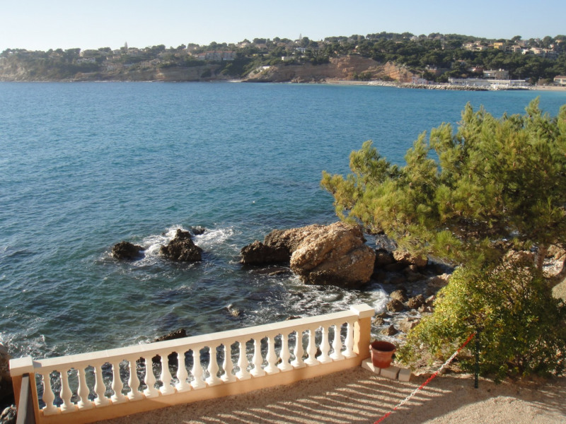 Holiday rentals Carry-le-Rouet - House - 2 persons - BBQ - Photo N° 1