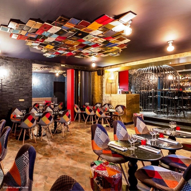 Fonds de commerce restaurant paris 9 me lorette martyrs for Hotel design paris 9eme