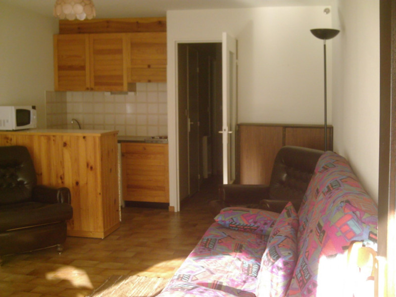 Holiday rentals Vallouise - Apartment - 4 persons - Television - Photo N° 1