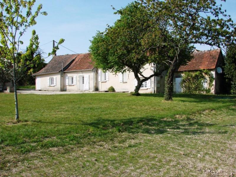 Location vacances Châtillon-sur-Indre -  Maison - 4 personnes - Barbecue - Photo N° 1