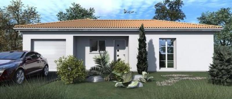 Maison  4 pièces + Terrain 600 m² Lacanau par TANAIS TERRE HABITAT