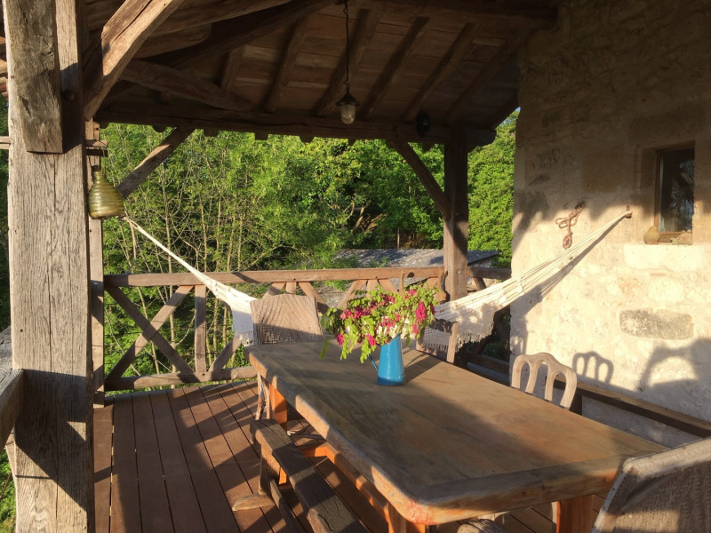 Location vacances Montaigu-de-Quercy -  Maison - 10 personnes - Chaise longue - Photo N° 1