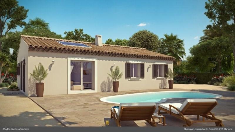 Maison  4 pièces + Terrain 50 m² Brignoles par PCA MAISONS – ST MAXIMIN